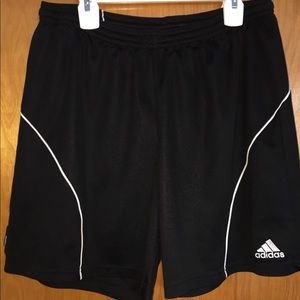 Black Adidas Clima 365 Shorts